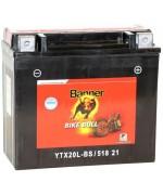 Акумулатор BANNER BIKE BULL AGM YTX20L-BS 18AH 210A