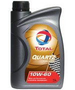 Моторно масло TOTAL QUARTZ RACING 10W-60 един литър
