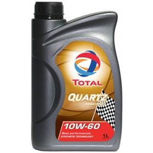 Моторно масло TOTAL QUARTZ RACING 10W-60 един литър