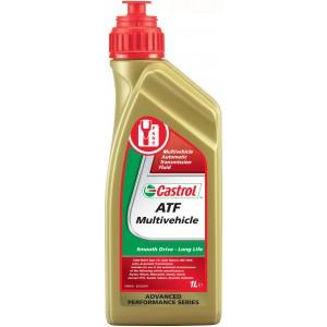 Хидравлично масло CASTROL ATF MULTIVEHICLE за автоматични трансмисии