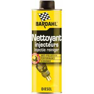 Bardahl Injector Cleaner 6 in 1 diesel 500мл.
