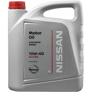 Моторно масло NISSAN 10W-40 5L KE900-99942