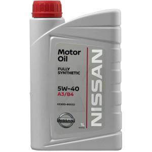 Моторно масло NISSAN 5W40 KE900-90032 един литър