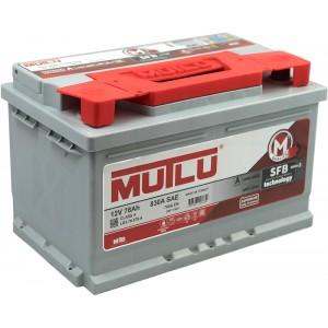 Акумулатор MUTLU SILVER SFB 78AH 780A R+