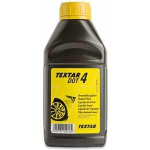 TEXTAR Спирачна течност  DOT4 500 мл.