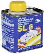 ATE Спирачна течност SL.6 DOT4 250 мл.
