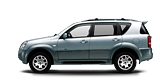 Авточасти за ssangyong REXTON